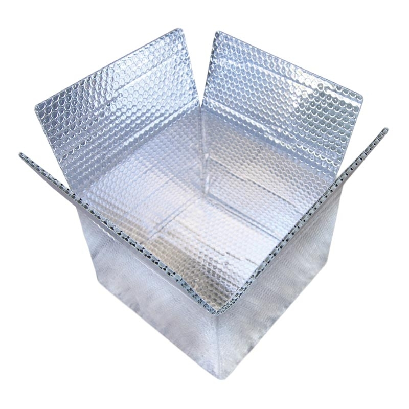Caisse isotherme pour coffrets repas